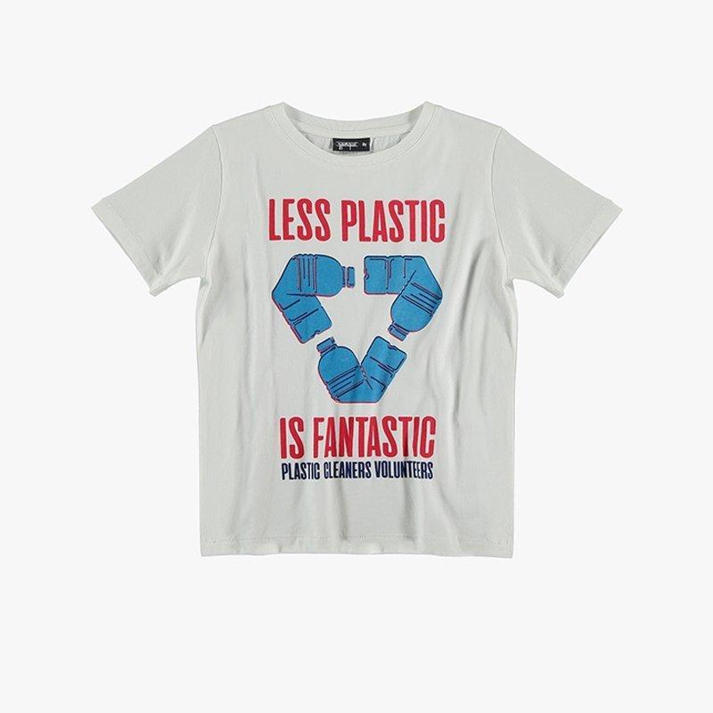 T-shirt Less Plastic