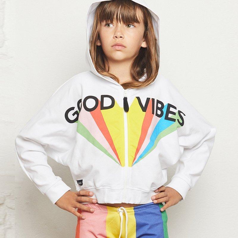 Hoodie Good Vibes