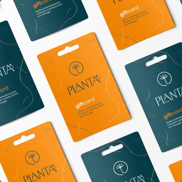 Gift Card Planta