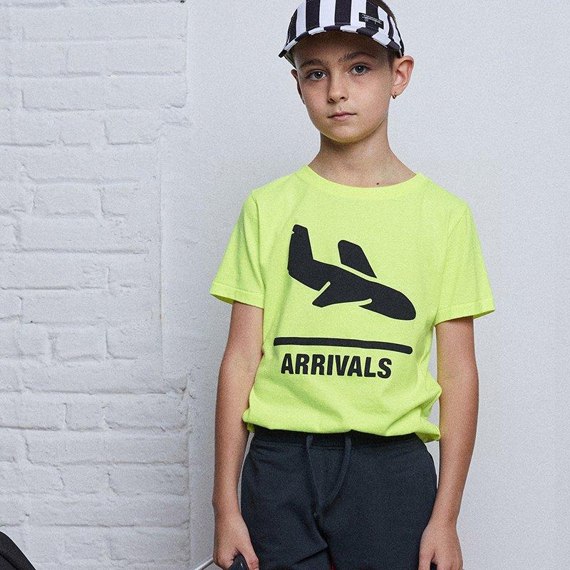 T-shirt Airplane