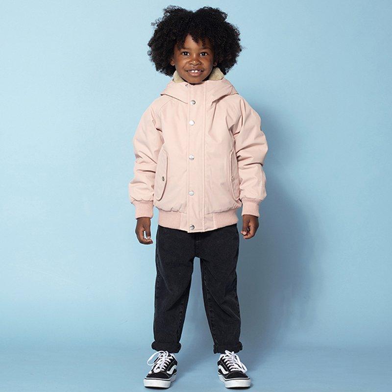 Horseman Jacket Pink