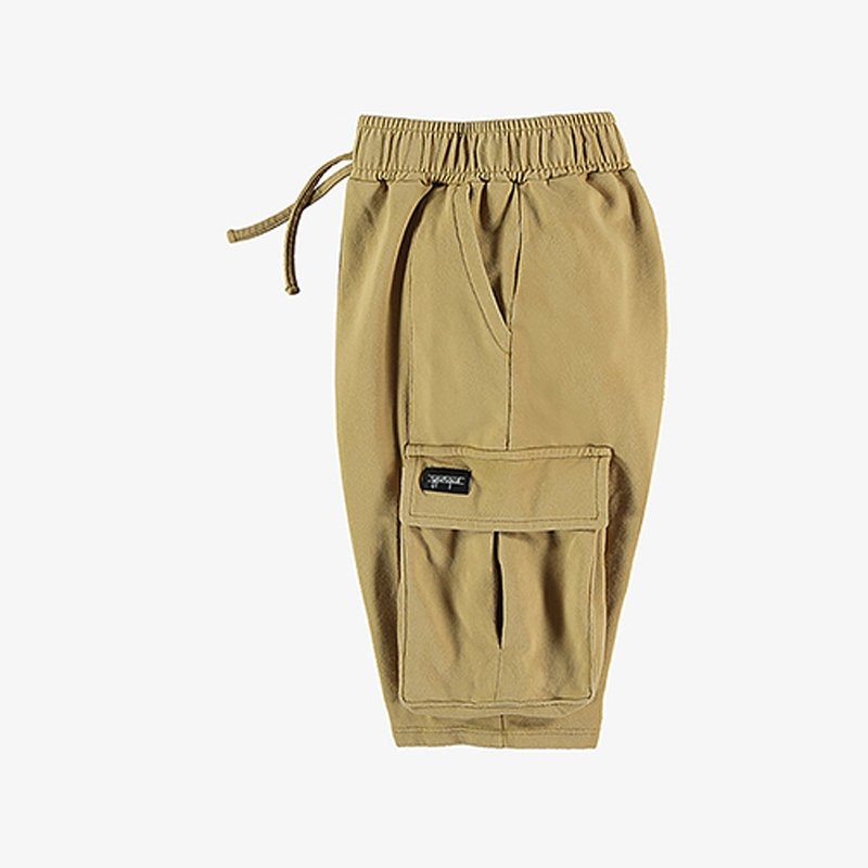 Shorts Cargo Washed Brown