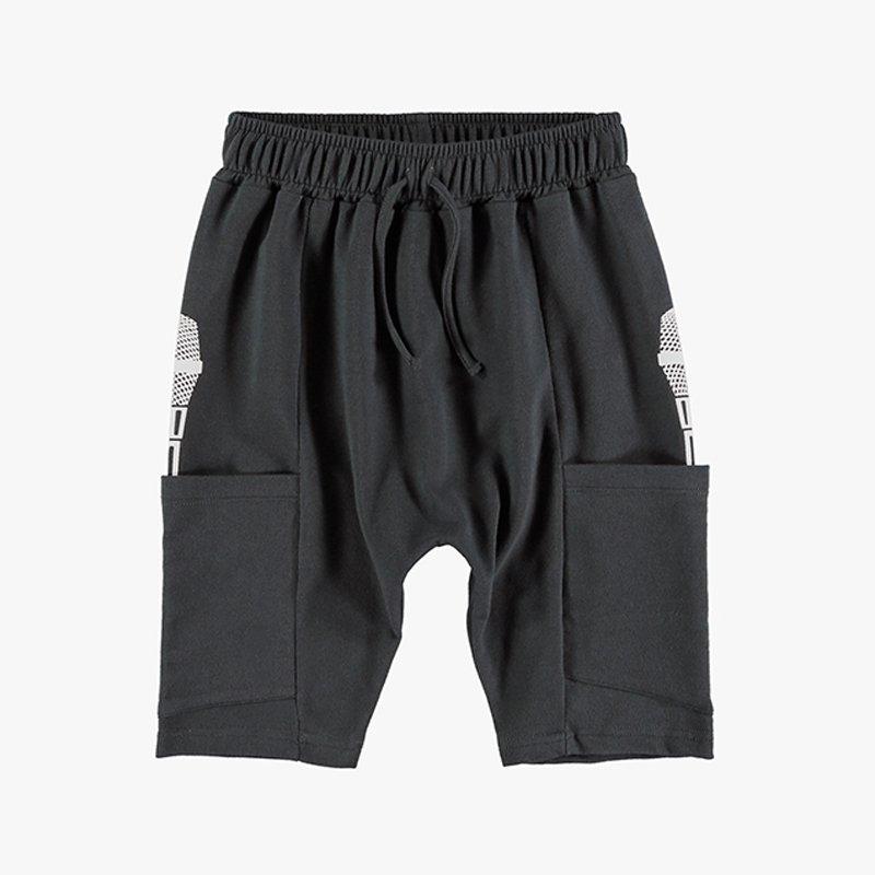 Short Pants Pocket Micro
