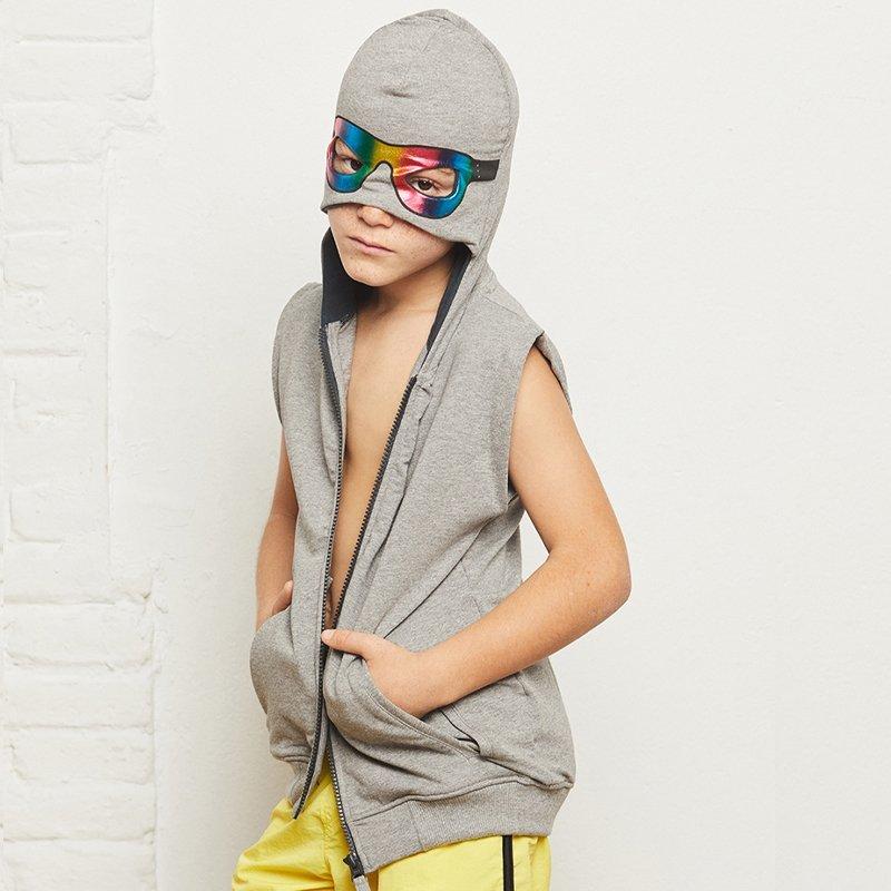 Vest Sunglasses Superhoodie
