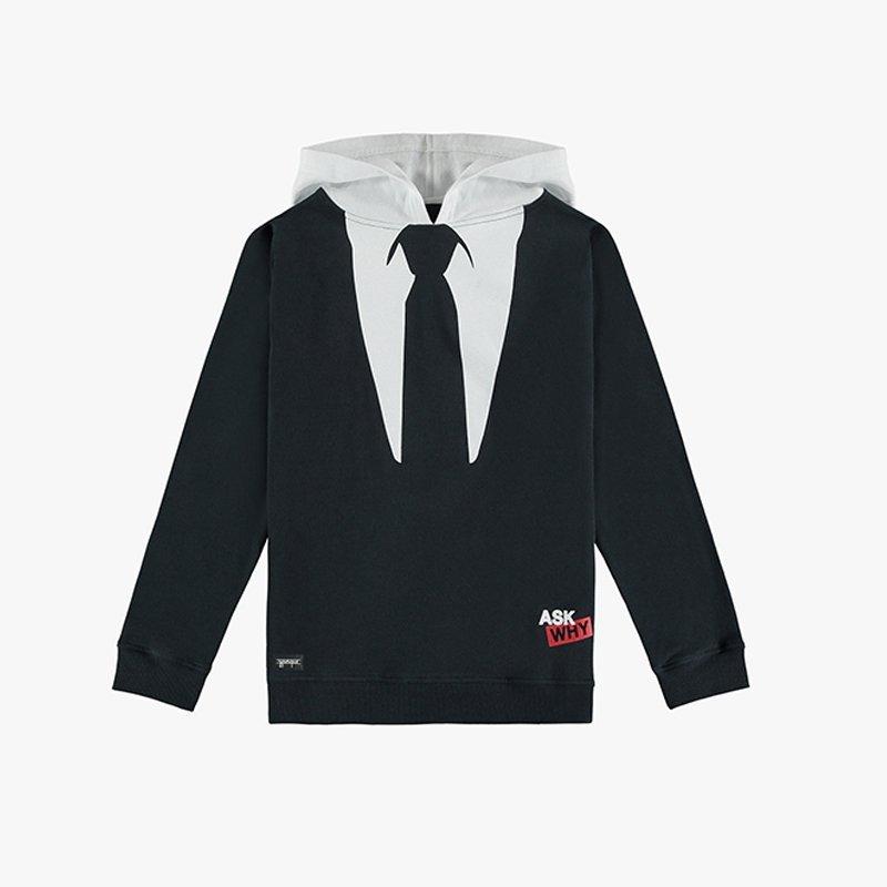 Sweatshirt Tie