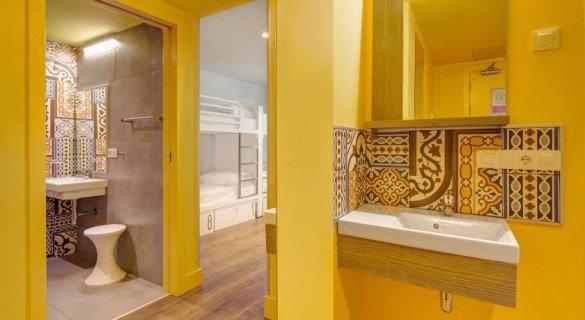 Generator Hostel Quarto misto 585x320 - Generator: o melhor hostel de Barcelona
