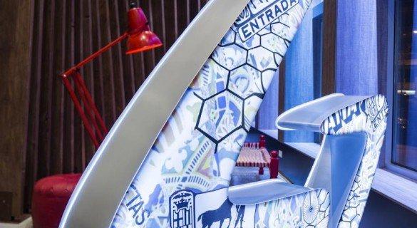 Generator Hostel decoracao 585x320 - Generator: o melhor hostel de Barcelona