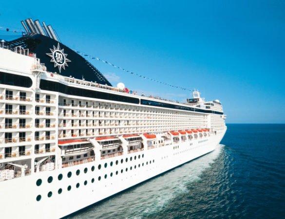 MSC0705882 navio MSC Musica e1464476755839 585x450 - Cruzeiro da Itália ao Brasil por R$ 3.765