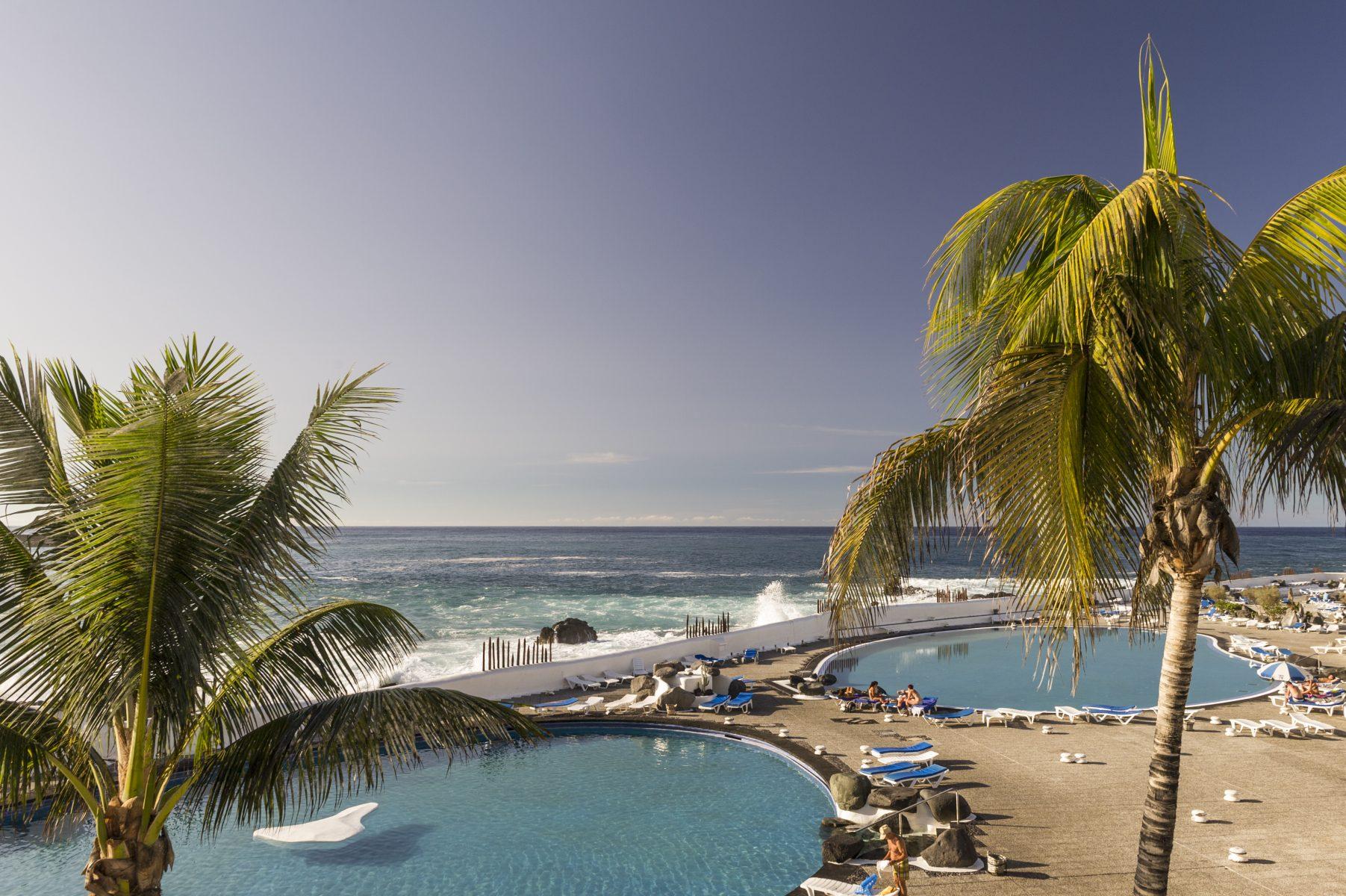 Tenerife, nas Ilhas Canárias, é uma das paradas do cruzeiro