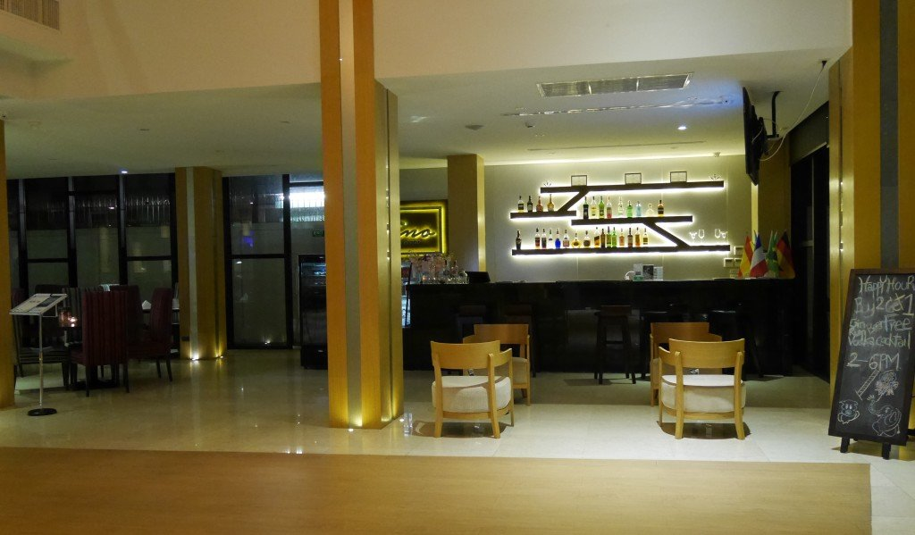 Hall do hotel Icon Bangkok, Tailandia 2