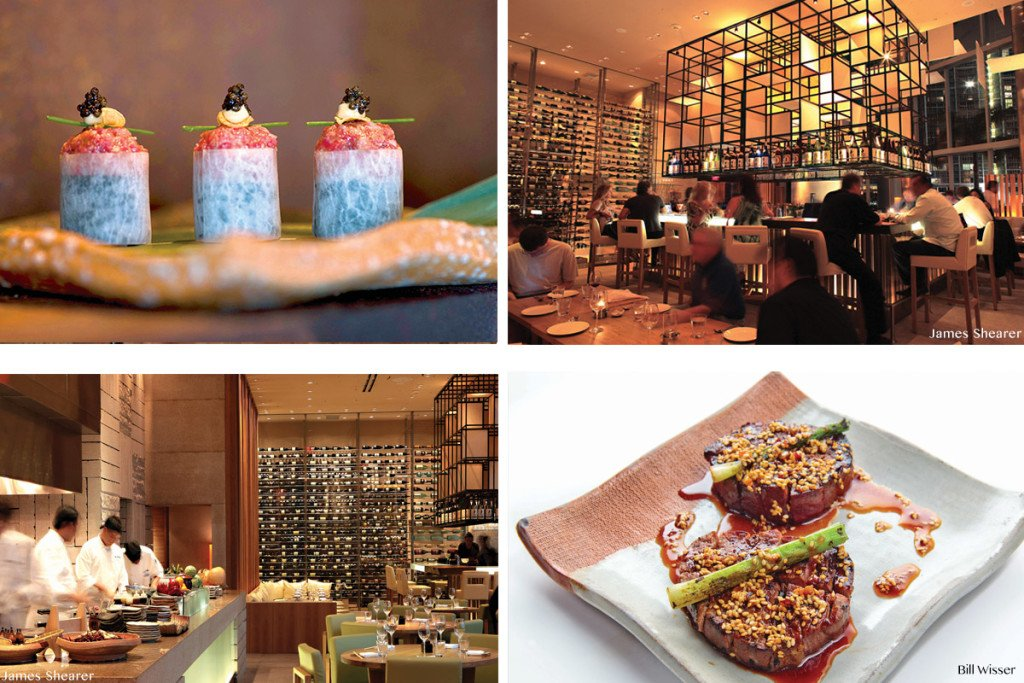 Restaurante Zuma em Miami Florida pratos e ambientes