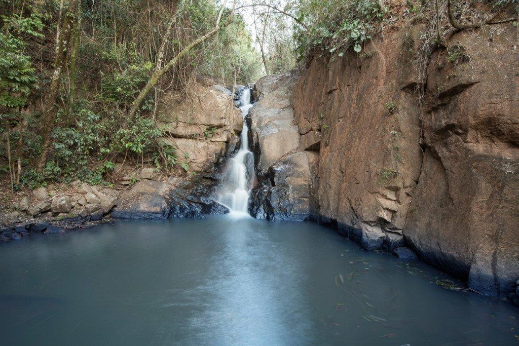 Cachoeira Sertãozinho: bueno brandao