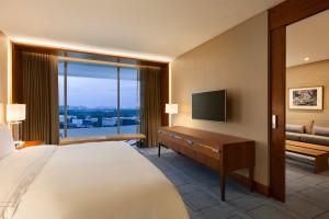 Quarto Executive no Hilton Barra