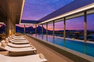 Piscina do Hilton Barra