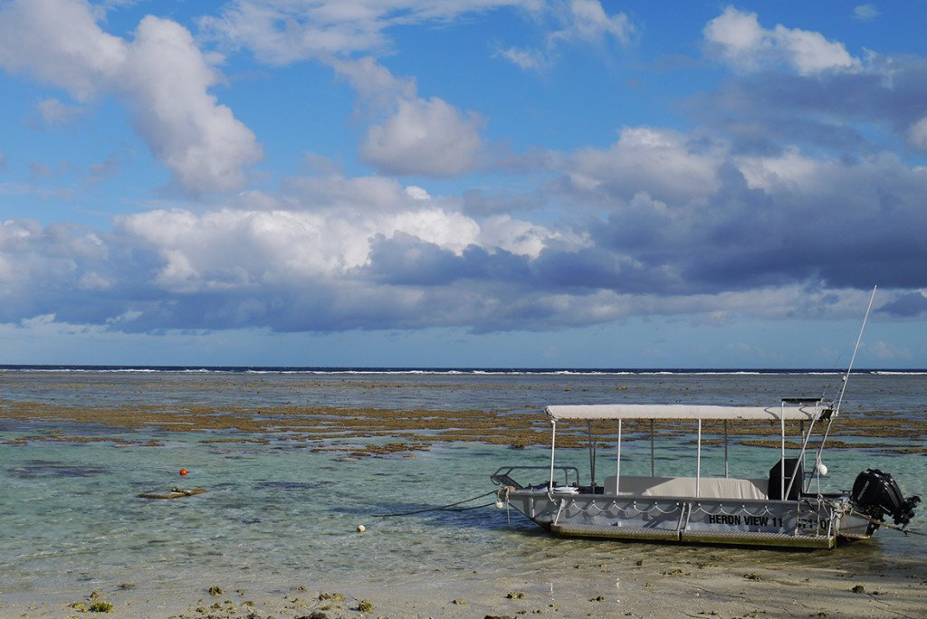 Lady Elliot Island Eco Resort