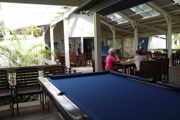 Lady Elliot 040 585x391 - Lady Elliot: uma das ilhas mais bonitas da Austrália