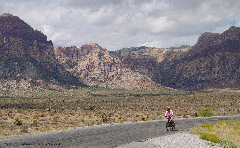 Red Rock Canyon: um outro canyon perto de Las Vegas