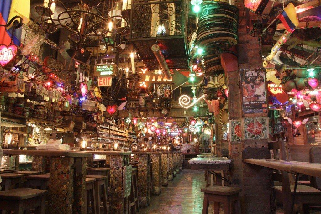 Andres, D.C., restaurante de Bogotá