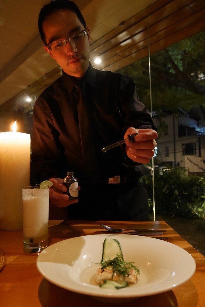 El Cielo, restaurante em Bogotá