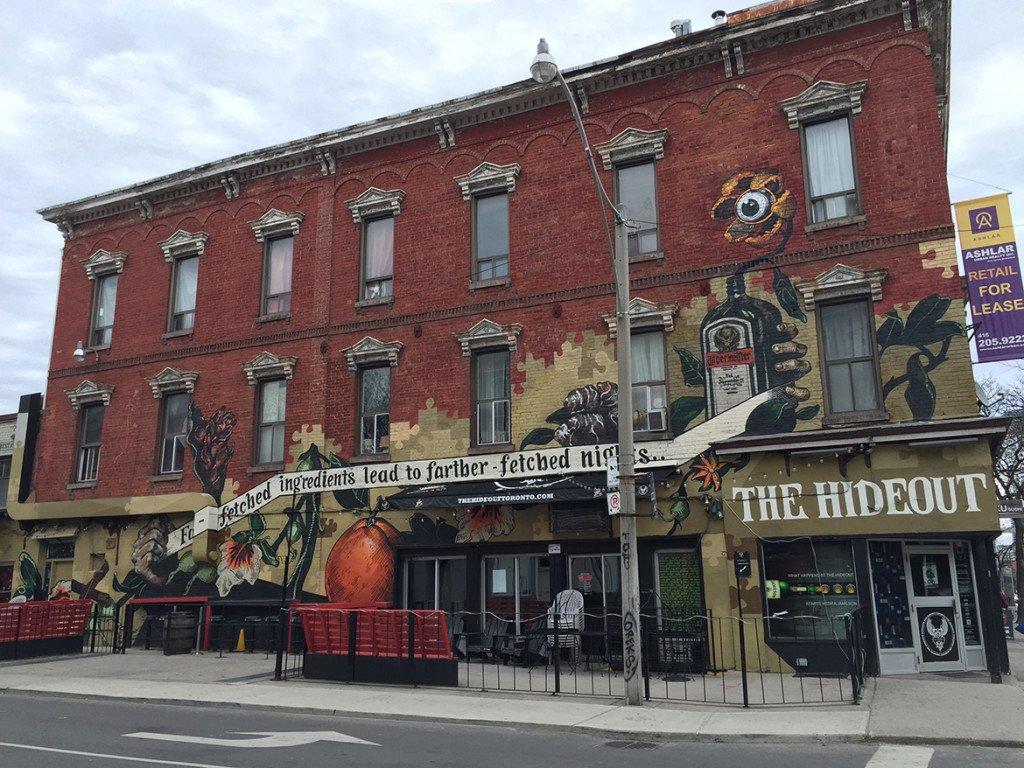 a West Queen West, um passeio em Toronto