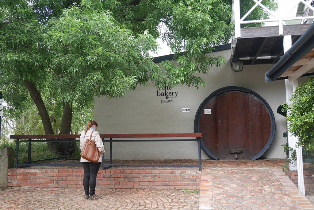 Vinicola Jordan Stellenbosch