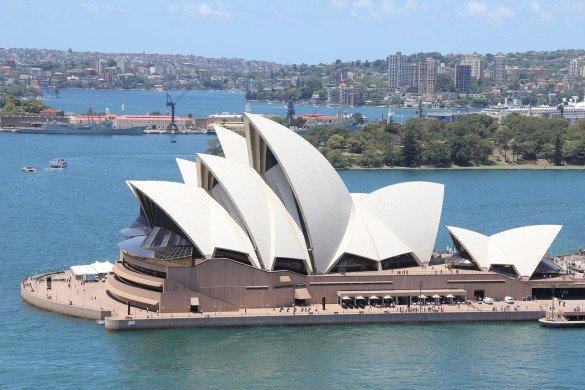 """sydney opera 719780 1280 585x390 - A Austrália será mostrada na nova temporada do """"Diário do Olivier"""""""