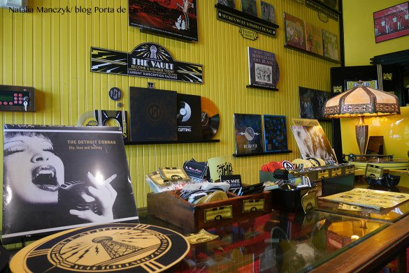 Third Man Records Nashville16 1 585x391 - O que fazer em Nashville, a cidade do country