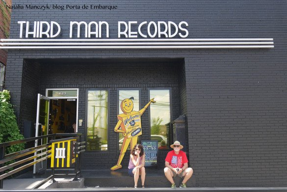 Third Man Records_um dos passeios para fazer em Nashville