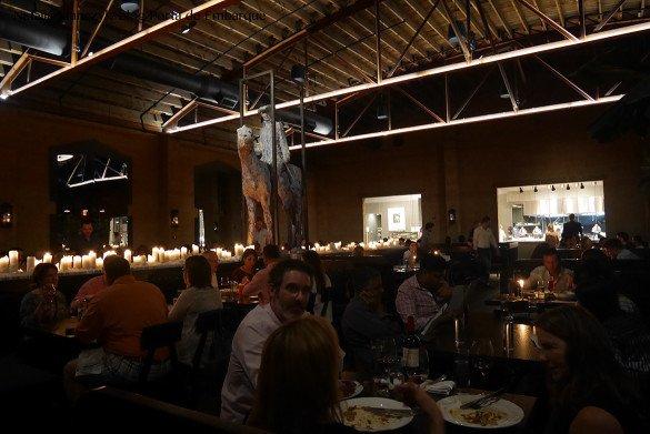 Fifth Restaurant, uma das coisas para fazer em Nashville