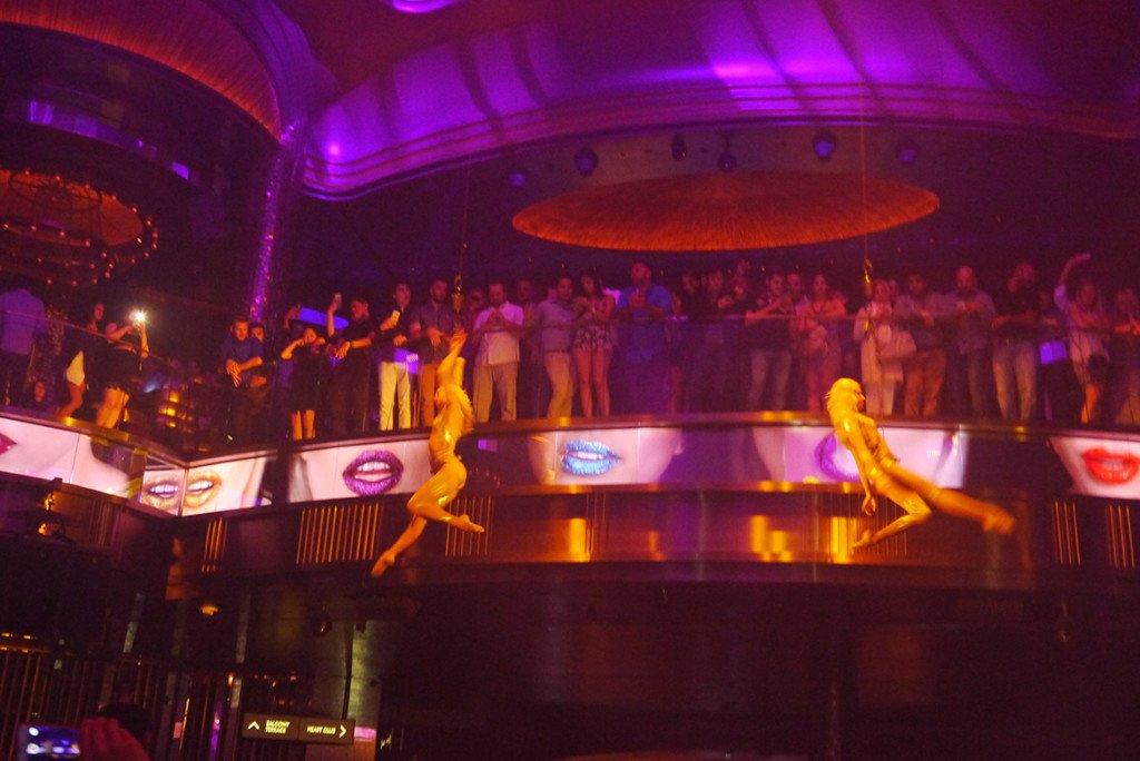 Festa Omnia, no Caesars, Las Vegas