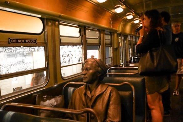 Nationa Civil Rights Museum Memphis85 585x391 - O que fazer em Memphis, a cidade do Elvis!