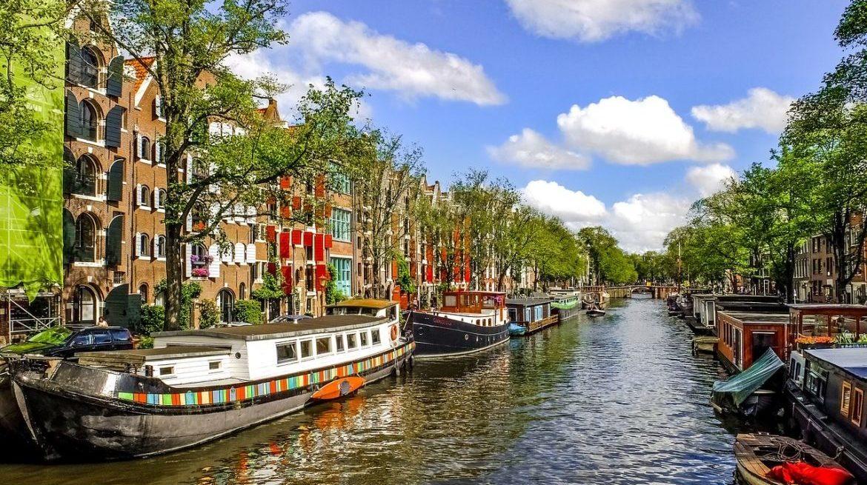KLM faz sorteio de viagem para Amsterdã