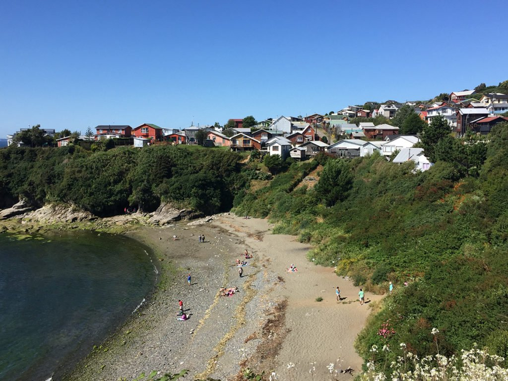 Chiloe01 forte e praia