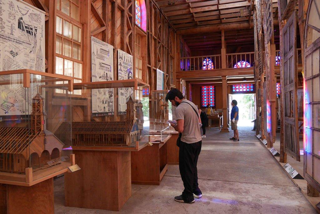 Chiloe museu das igrejas de madeira 1024x684 - Chiloé: roteiro com tudo o que fazer nesta ilha do Chile