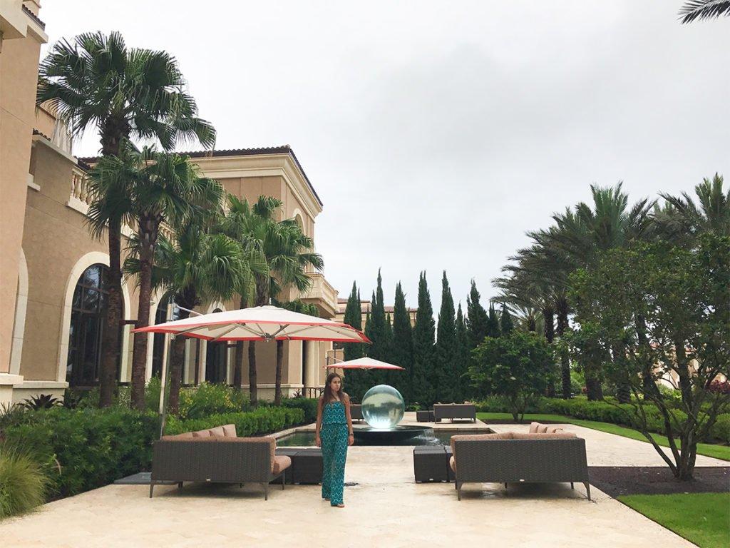 Area four Seasons 1024x768 - Como é ficar no hotel Four Seasons Orlando