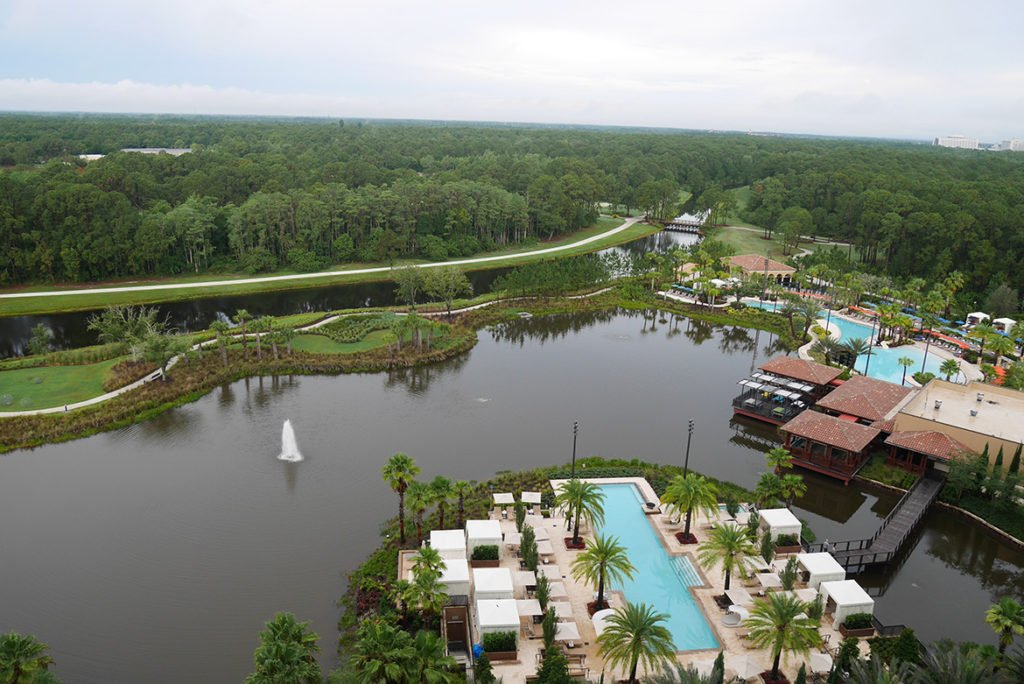Vista_Quarto_Four Seasons orlando