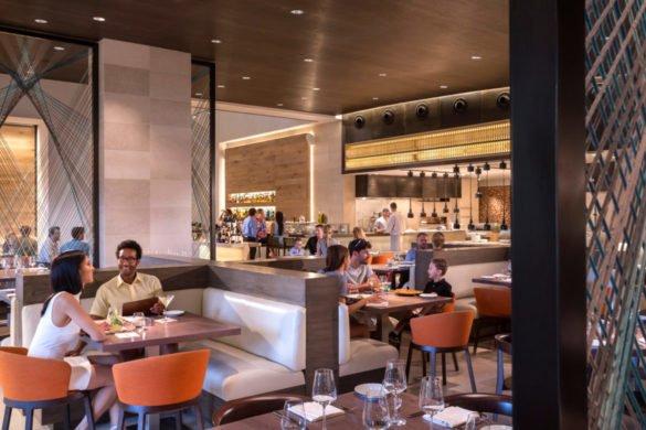 ORL 564 e1505657196488 585x390 - Como é ficar no hotel Four Seasons Orlando
