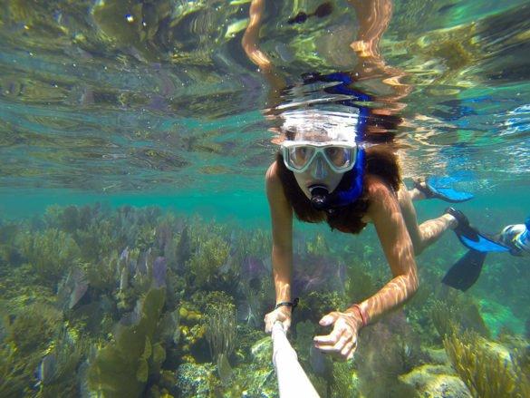 Belize46 585x439 - Praias de Belize