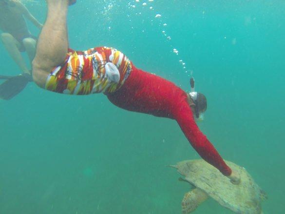 Belize49 585x439 - Praias de Belize