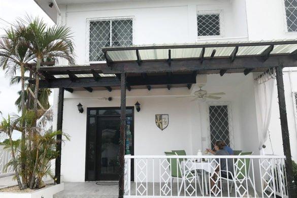 Belize City_hotel Villa Boscardi