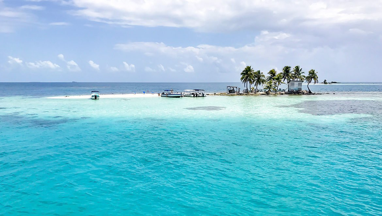 Belize Silk Caye3 e1509314949378 1170x661 - Conheça Belize: o Caribe só para você!