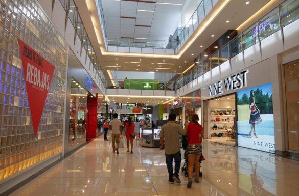 Cidade do Panama Shopping Multiplaza04 e1507688848336 585x385 - Como é voar na classe Executiva da Copa Airlines