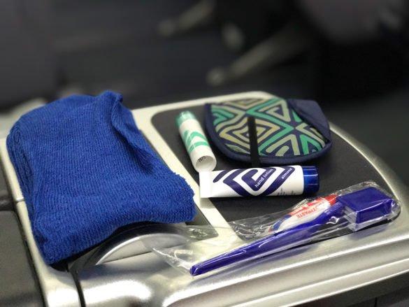 Copa Airlines Classe Executiva 10 585x439 - Como é voar na classe Executiva da Copa Airlines