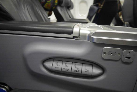 Copa Airlines Classe Executiva03 585x391 - Como é voar na classe Executiva da Copa Airlines