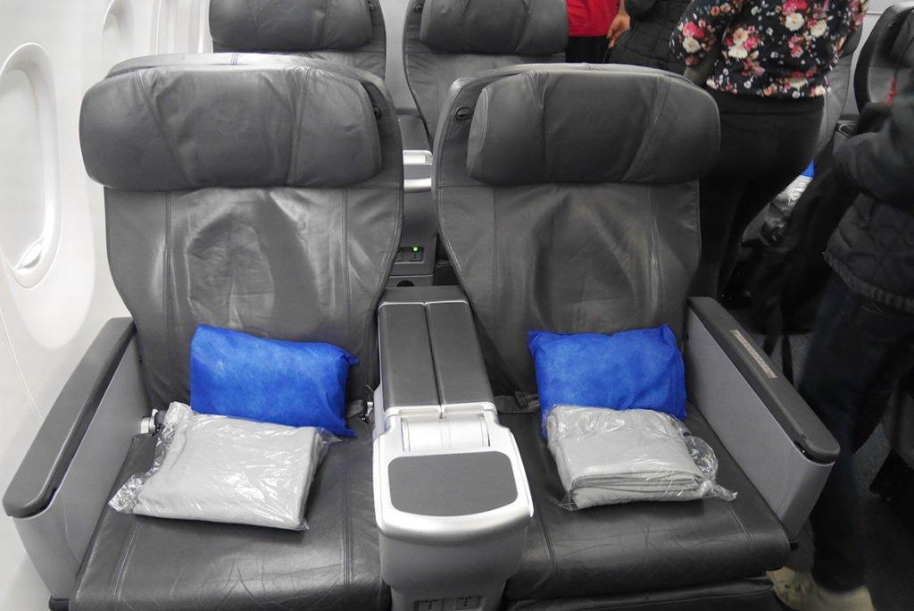 Copa Airlines_Classe Executiva 10