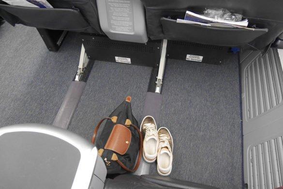 Copa Airlines Classe Executiva17 585x391 - Como é voar na classe Executiva da Copa Airlines