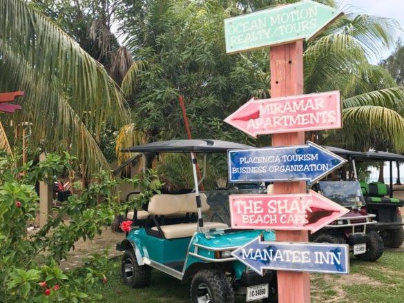 Praias de Belize Placencia2 8 e1510786996809 585x439 - Praias de Belize