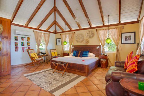 Jaguar Reef Lodge  Onde ficr em Belize2 585x390 - Onde ficar em Belize