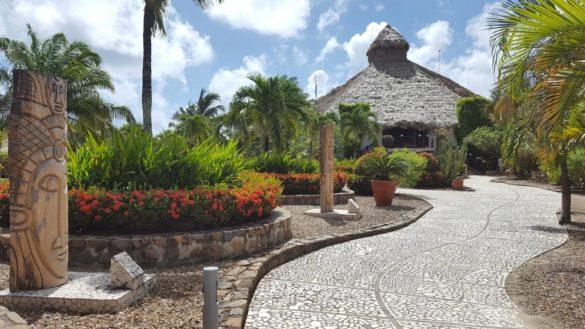 Placencia Hotel Onde ficr em Belize 4 585x329 - Onde ficar em Belize