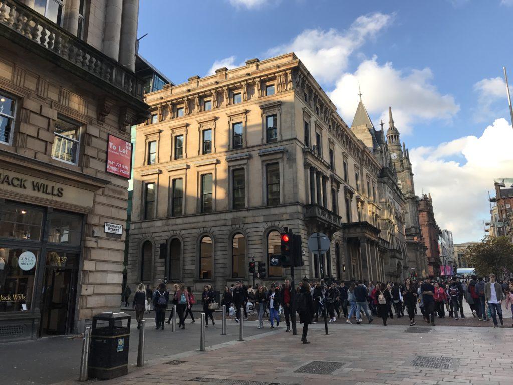O que fazer em Glasgow_Buchanan Street